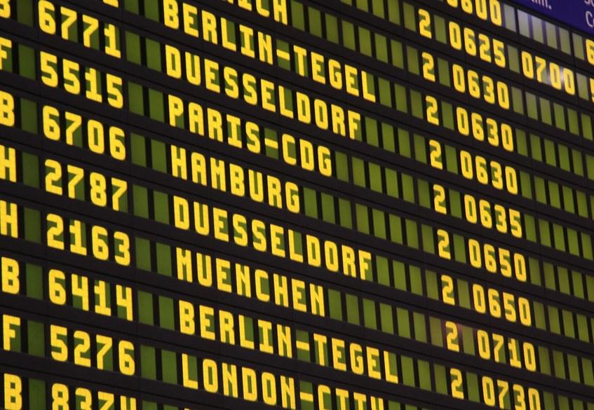 Flight Scoreboard