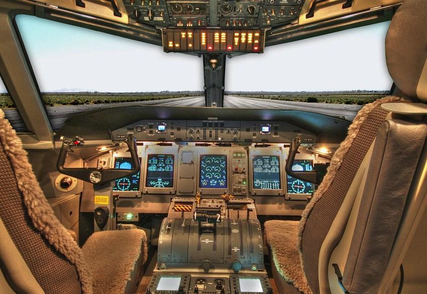 Cockpit Runway