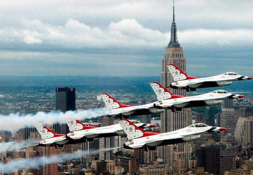 Fighter Jet Exhibition