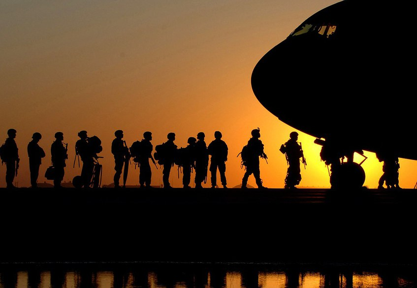 Waiting Army