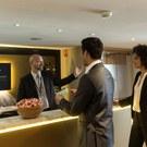 Star Alliance Lounge in Paris