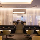 Star Alliance LAX lounge – interior