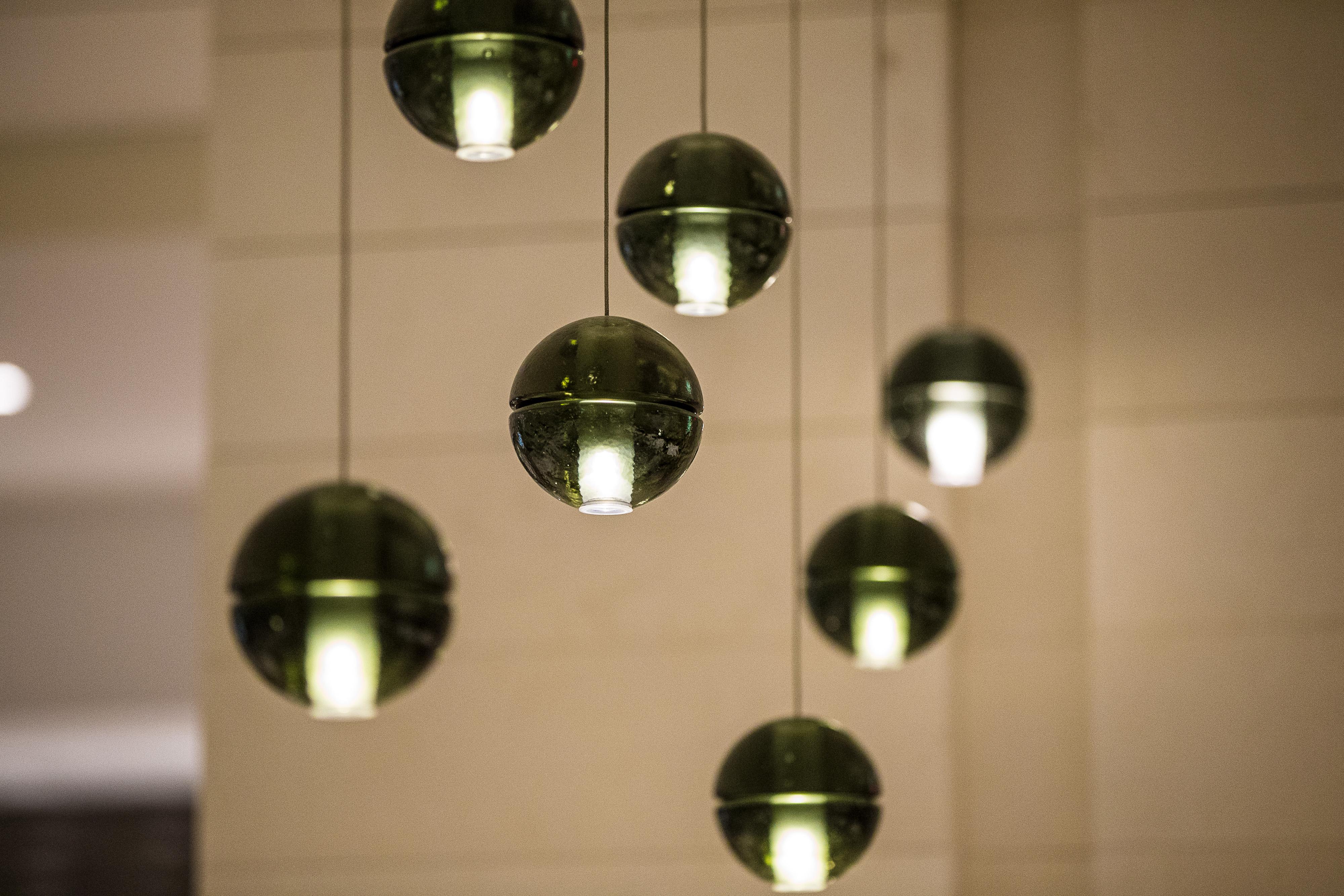 Star Alliance LAX lounge – interior design