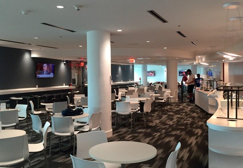 Avianca Lounge Miami 1