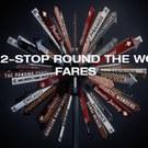RTW: new 2-stop fares