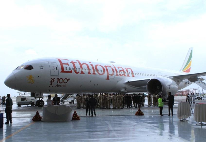 ET: 100th aircraft