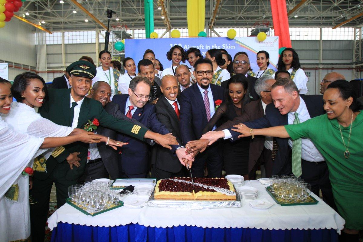 ET: 100th aircraft celebration