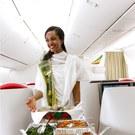 ET onboard cuisine