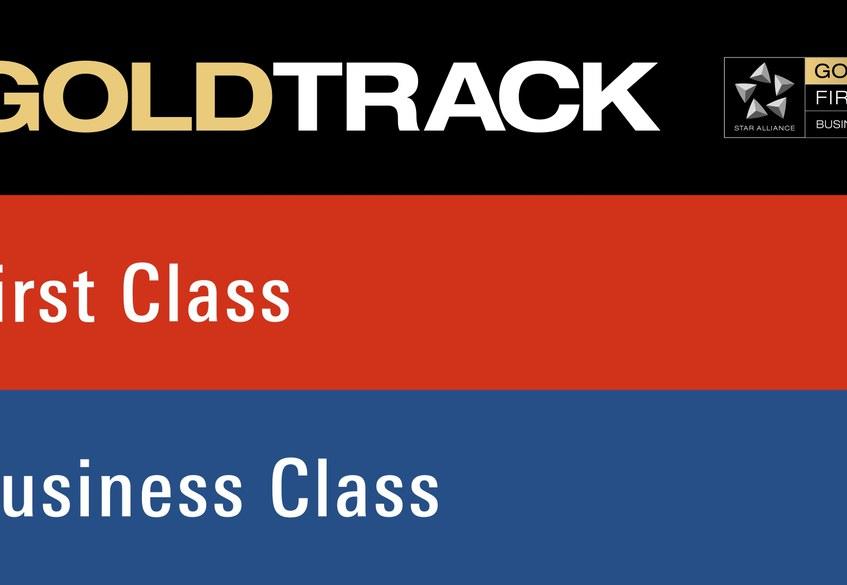 Gold Track in Frankfurt