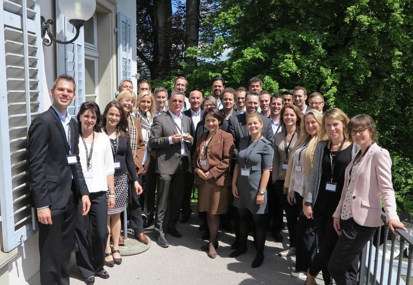 Sales Force Workshop, Switzerland