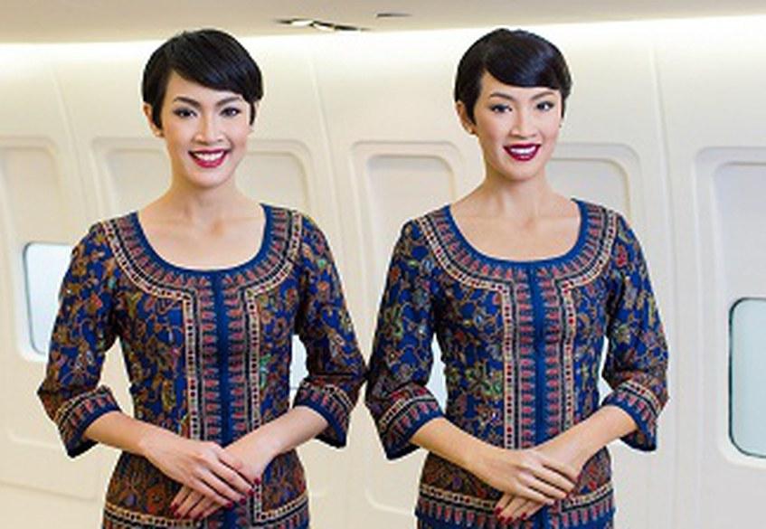 "Madame Tussauds unveils ""Singapore Girl"" waxwork"