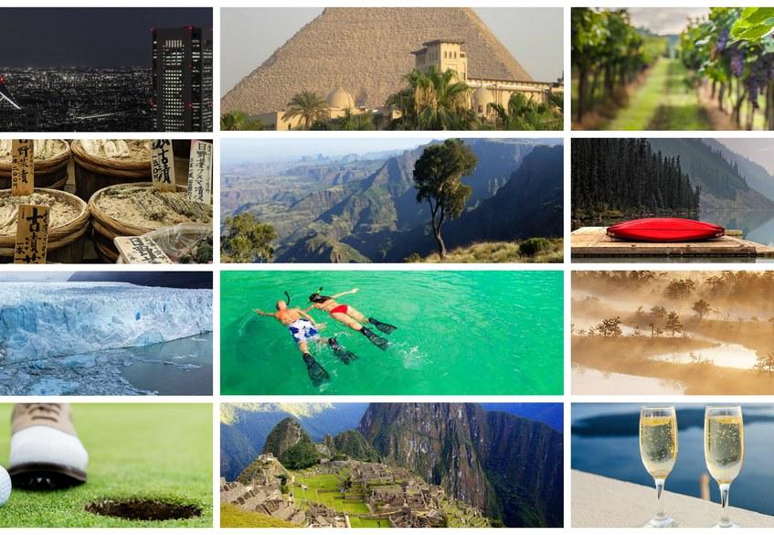 RTW Inspirational Itineraries