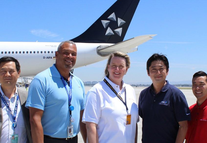 SJC airport team