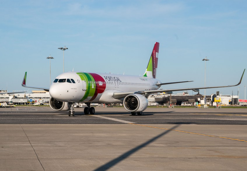 TP: first A320neo