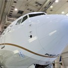 UA: first B737 MAX 9 (front)