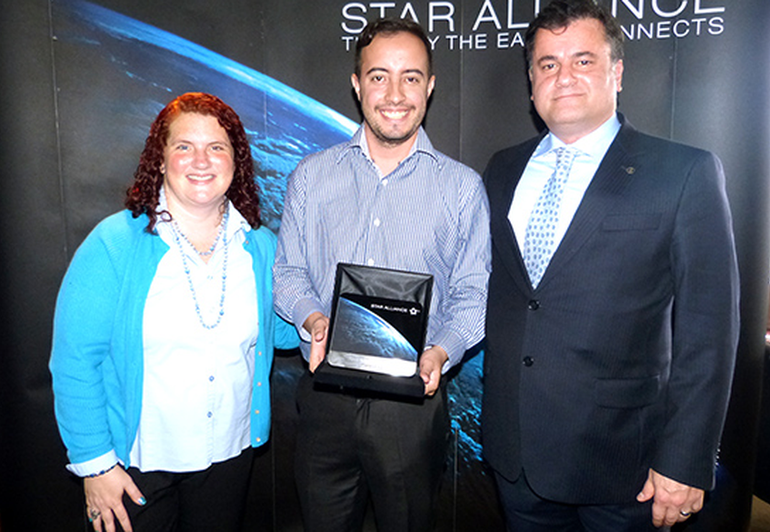 Star Alliance awards 18 partners Sao Paulo