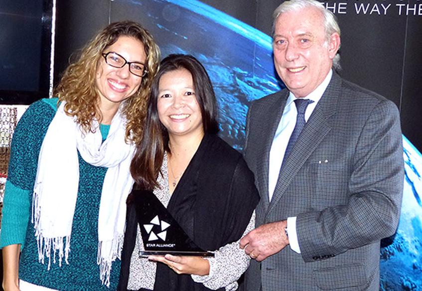 Star Alliance awards 18 partners in Sao Paulo